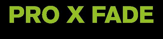 Pro X Fade webshop